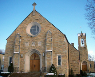 St Joseph Church Gowanda